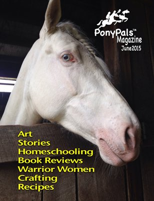 June 2015 Pony Pals Magazine -- Vol.5 #1