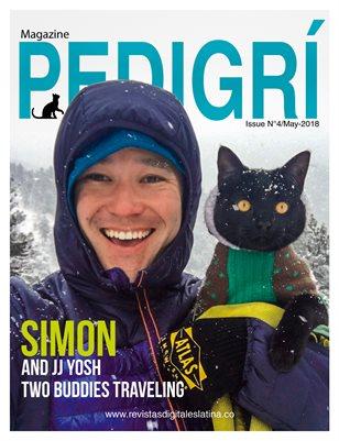 PEDIGRÍ Magazine - May 2018 - Nº4