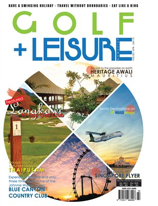 Golf+Leisure Magazine