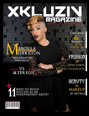 Xkluziv Magazine February 2015 |  Issue #5