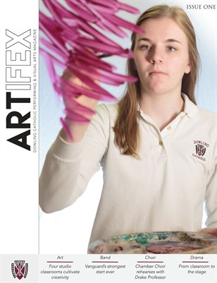 Artifex Issue One