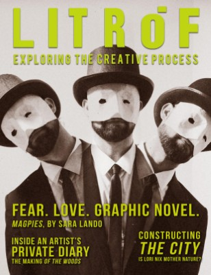 Litrof Magazine Volume 121