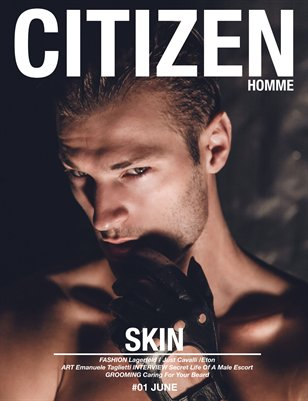 CITIZEN HOMME 01 (SKIN COVER 1)