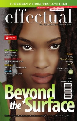 Effectual Magazine - Beyond the Surface Jan_Feb 2012