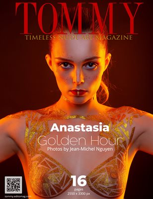 Anastasia - Golden Hour