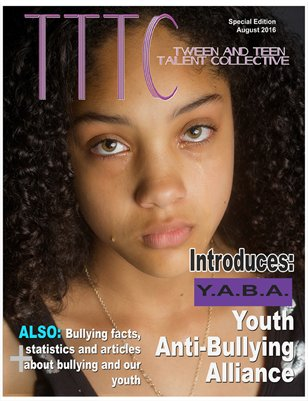TTTC Magazine Special Anti-Bullying Issue August 2016