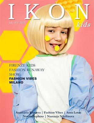 IKON Magazine (July #3/2021)