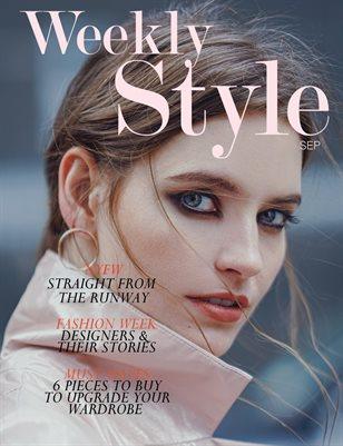 Weekly Style Magazine September 2020