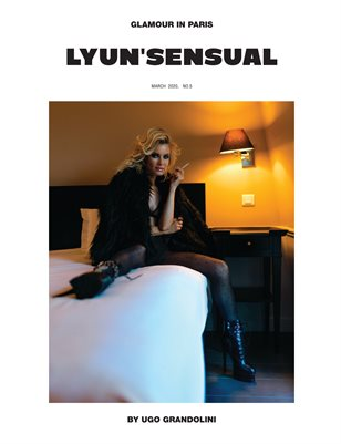 LYUN SENSUAL ISSUE No.5 (VOL No.1) C2