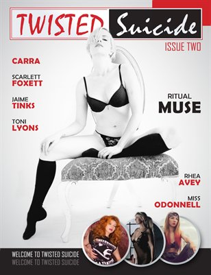 Twisted Suicide Issue Two