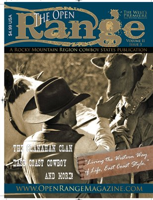 Open Range Magazine East Coast Short Special Edition