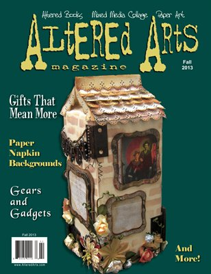 Altered Arts magazine Issue 10:3
