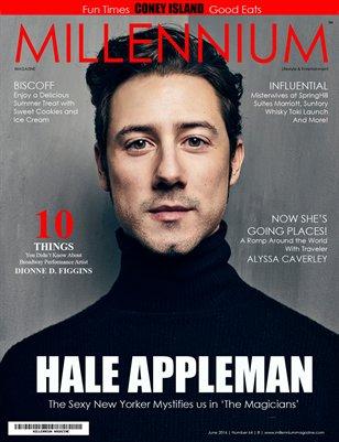 MILLENNIUM MAGAZINE | JUNE 2016 | B