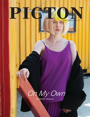Picton Magazine November 2018 N4, Cover 1