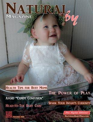 Natural Baby Magazine November 2018