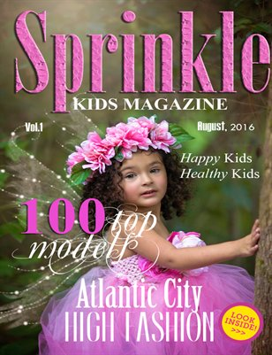 Sprinkle Kids Magazine