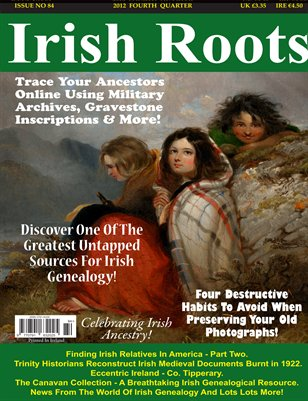 Irish Roots Issue No 84