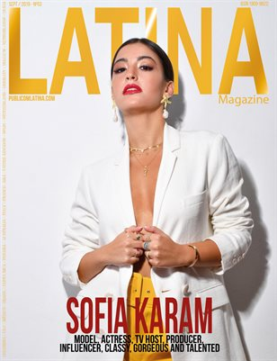LATINA Magazine - Sept/2019 - Issue 53