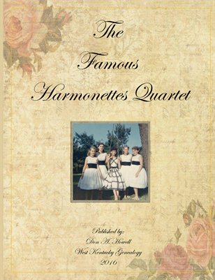 The Famous Harmonetts Quartet