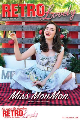 Miss MonMon Cover Poster