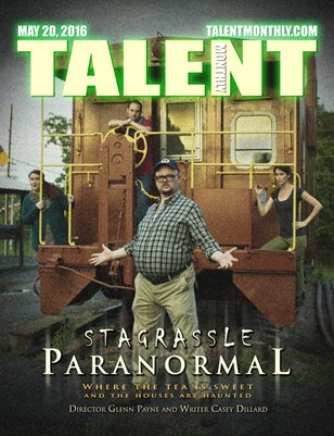 Talent Monthly Magazine - May 23, 2016 - Stagrassle