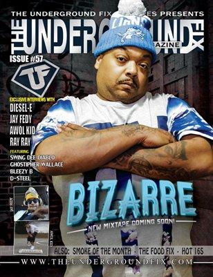 The Underground Fix Magazine Issue #57