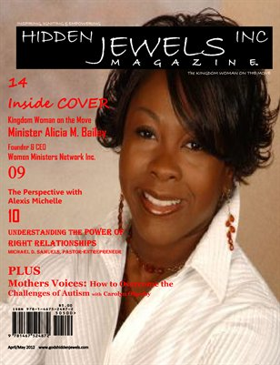 Hidden Jewels Inc Magazine April/May 2012