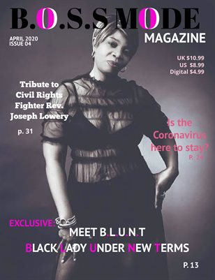 B.O.S.S Mode Magazine April Edition 2020