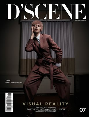 D'SCENE NEW YORK -  VISUAL REALITY ISSUE - 007