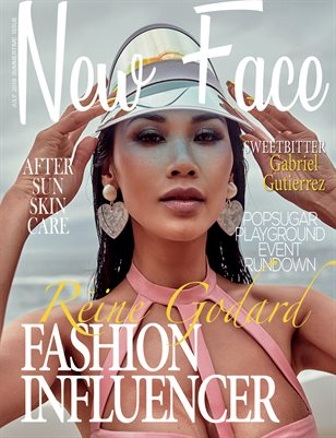 New Face Fashion Magazine - Issue 31, July '19