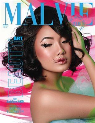 MALVIE Magazine The Artist Edition Vol 218 May 2021