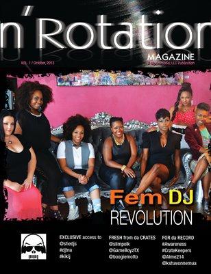n'Rotation Fem DJs