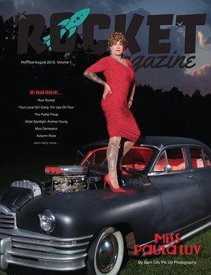 Hot Rod August 2019, Volume 1