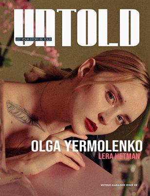 UnTold Magazine    Issue 37