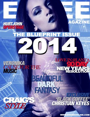 ENDEE Magazine Presents The BluePrint 2014