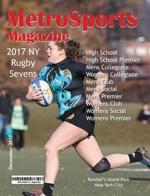 MetroSports Magazine December 2017