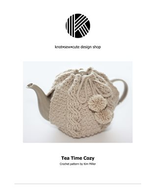 Tea Time Cozy - Crochet Pattern