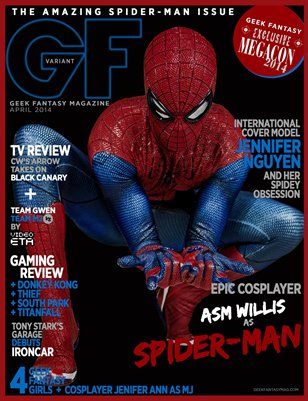 Geek Fantasy - April 2014 Variant