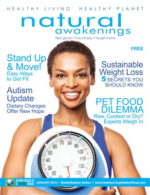 January 2013: Health and Wellness