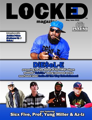 LOCKED Magazine Issue #5