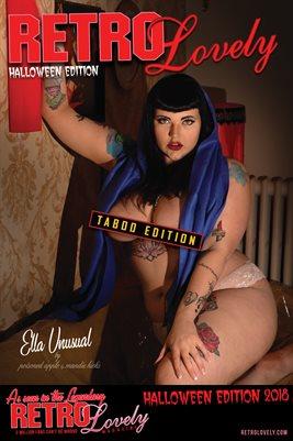 Cover Poster - Ella Unusual