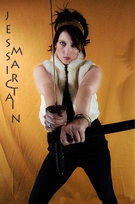 Jessica Martin Poster 1