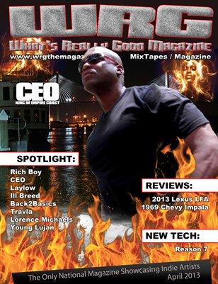 WRG Magazine Apr 2013