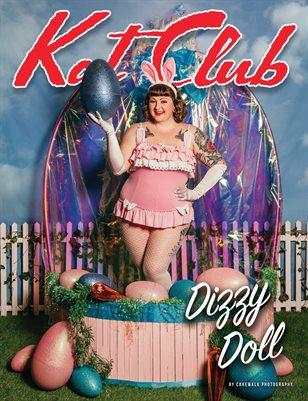 Kat Club No.16 – Dizzy Doll Cover