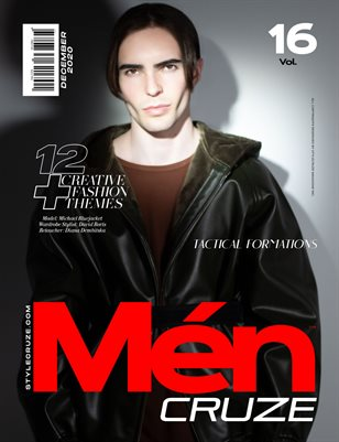 DECEMBER 2020 Issue (Vol: 16) | MEN CRUZE Magazine