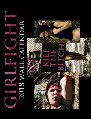 2018 GIRLFIGHT Movie Calendar