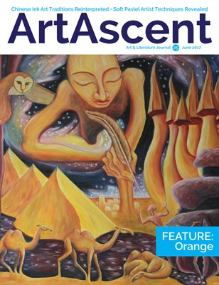 ArtAscent V25 Orange June 2017