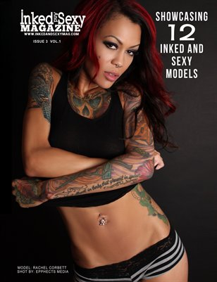 Inked and Sexy Issue 3 Vol. 1 November 2013