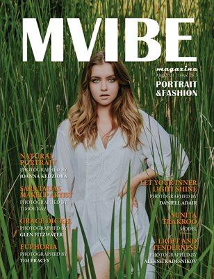 MVIBEmagazine August 2021 issue 26.3 Portrait|Fashion
