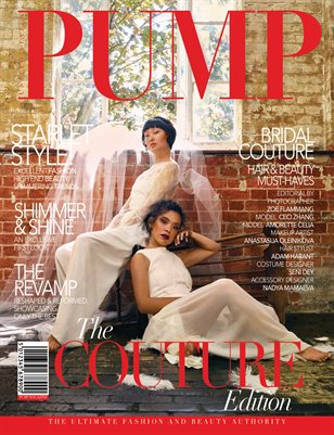 PUMP Magazine - The Couture Edition - Vol.1